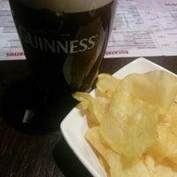 Photo taken at The Frank Tavern Irish Pub by Daniel R. on 3/17/2014