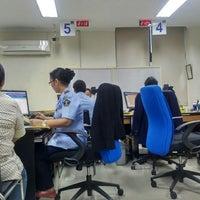 Photo taken at Kantor Imigrasi Kelas 1 Jakarta Pusat by Puspita S. on 1/18/2016
