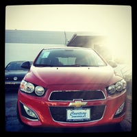 Photo taken at Courtesy Chevrolet by Michael B. on 5/3/2013