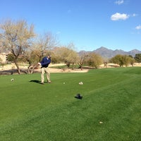 Photo taken at TPC Scottsdale by nick s. on 2/12/2013