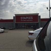 Photo Taken At Staples By Jill D On 8 7 2017