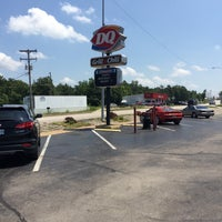 Photo taken at Dairy Queen by Jill D. on 7/28/2015