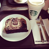 Photo taken at Starbucks Reserve by Ece A. on 3/13/2013