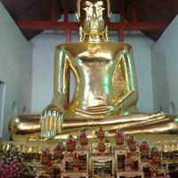 Photo taken at Wat Sao Thong Tong by Zzz BoY zzZ on 2/10/2013