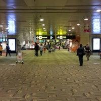 Photo taken at Terminal 2 by Koh C. on 6/14/2013