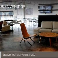 Foto tomada en Vivaldi Hotel Montevideo por Vivaldi Hotel Montevideo el 11/3/2015