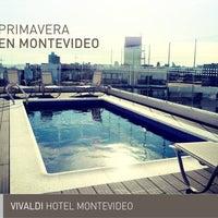 Foto tomada en Vivaldi Hotel Montevideo por Vivaldi Hotel Montevideo el 10/26/2015
