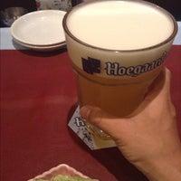 Photo taken at Beer Kitchen AOSHIMA 貿易センタービル店 by Takeru on 12/7/2012