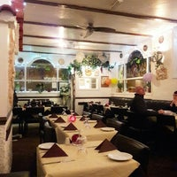 Photo taken at Christakis Greek Taverna by Nilay on 2/4/2018