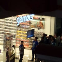 Photo taken at Gamers Retail Store by Fer A. on 9/17/2013
