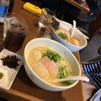 Photo taken at らーめん 銀杏 by 萩原 稜. on 5/7/2017
