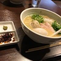 Photo taken at らーめん 銀杏 by 萩原 稜. on 5/10/2017