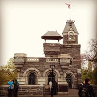 Photo taken at Belvedere Castle by Darshan R. on 4/29/2013