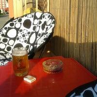 Photo taken at Gauč Pub & Café by Peter Z. on 6/9/2013
