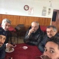 Photo taken at Alpağutbey Kıraathanesi by Cngz T. on 12/19/2016