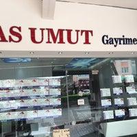 Photo taken at Has Umut Emlak by Abit Y. on 6/3/2016