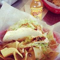 Photo taken at Cali Burrito by Rob J. on 10/21/2012