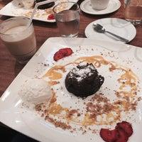 Photo taken at Potts Point Café by Jirah C. on 10/15/2015