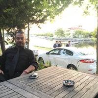 Photo taken at Haylayf Cafe Restaurant by Tolga B. on 5/7/2016