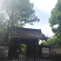 Photo taken at 藤田邸跡公園 by 風馬 ㅤ. on 6/26/2018