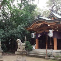 Photo taken at 熊野神社 by 風馬 ㅤ. on 10/14/2017