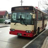 Photo taken at 福寿町 バス停留所 by 風馬 ㅤ. on 3/23/2017