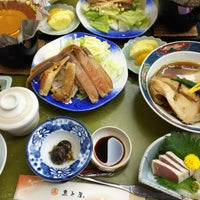 Photo taken at 湯村温泉 旅館 魚と屋 by 風馬 ㅤ. on 1/27/2018