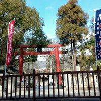 Photo taken at 綱敷天満神社 by 風馬 ㅤ. on 1/24/2017