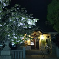 Photo taken at 素佐男神社 by 風馬 ㅤ. on 4/13/2018