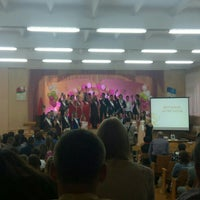 Photo taken at Средняя школа № 109 by Настя on 6/10/2016