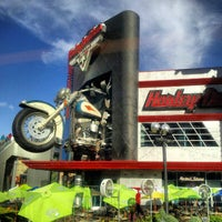 Photo taken at Harley-Davidson Cafe by Chris L. on 10/8/2012