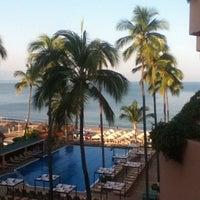 Photo taken at Crown Paradise Golden Resort & Spa by Marcela M. on 10/7/2012