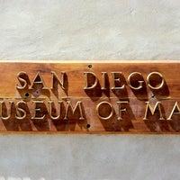 Das Foto wurde bei San Diego Museum of Man von iDork g. am 7/7/2013 aufgenommen
