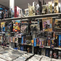 Photo taken at Nan's Comics, Games, and Toys by iDork g. on 3/18/2017