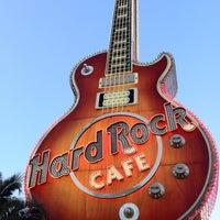 Photo taken at Hard Rock Cafe Las Vegas at Hard Rock Hotel by iDork g. on 12/25/2012
