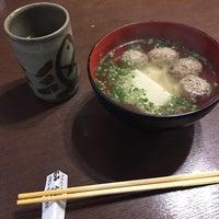 Photo taken at お魚亭 by infinit h. on 11/12/2016