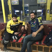 Photo taken at Elçi Petrol by Mustafa K. on 12/24/2015
