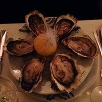 Photo taken at Restaurant Prunier by Per M. on 10/14/2013