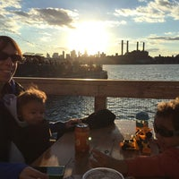 Photo taken at Brooklyn Barge by Jacques M. on 10/23/2016