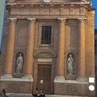 Photo taken at Piazza Tolomei by Aykan C. on 8/28/2017