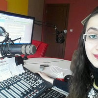 Photo taken at Radyo Megasite by Armağan A. on 2/6/2017