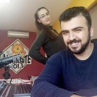 Photo taken at Radyo Megasite by Armağan A. on 11/17/2017