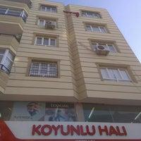 Photo taken at Koyunlu Halı by Gürkan P. on 2/8/2016