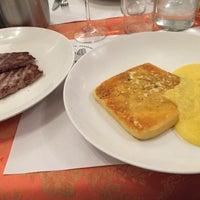 Photo taken at Ristorante Pizzeria 5 Torri by Jasmine S. on 2/6/2016