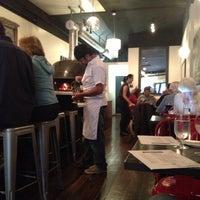 Photo taken at Mozzeria by Courtenay B. on 10/22/2012