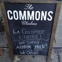 Photo taken at The Commons Chelsea by Courtenay B. on 10/5/2012