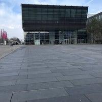 Das Foto wurde bei Deutsche Telekom Campus von René 🏃💨 S. am 3/6/2018 aufgenommen