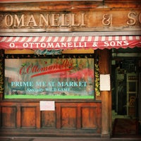 Photo taken at Ottomanelli's Meat Market by Aurelio B. on 6/4/2013