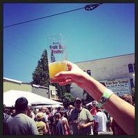 Photo taken at Portland Fruit Beer Festival #pfbf17 by Shannon F. on 6/8/2013