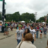 Photo taken at Comfest by Chuck P. on 6/27/2015